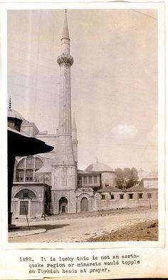 Poorly Captioned Turkey Travel Photo
