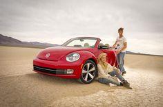 Nuevo Volkswagen Beetle Cabrio 2012