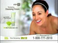 Truthful and comprehensive report of the Murad Resurgence anti aging treatment