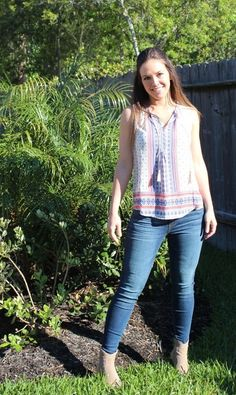 Stitch Fix Outfit What A Great Idea To Get Your Sister A Stitch Fix