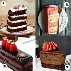 Which one is your favourite? Order cakes on http://www.indiacakes.com/