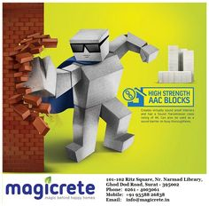 Autoclaved Aerated Concrete (AAC) blocks are the first name in the list of green building construction materials. Those looking for durable and energy efficient homes should use this material.