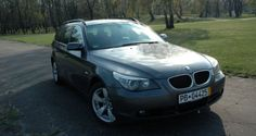 We sell BMW 525d - anyone interested?