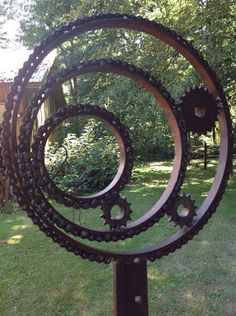 Kathi's Garden Art Rust-n-Stuff: Moonshadow Lavender Farms