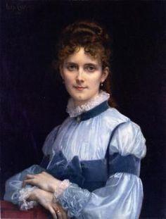 Fanny Clapp, 1881 - Alexandre Cabanel - The Athenaeum