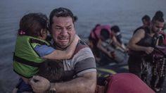 Ihr Foto ging um die Welt   Flüchtlings-Familie ist wieder im Irak - Berlin - Bild.de
