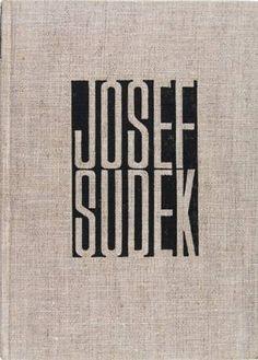 Josef Sudek, Fotografie, 1956.