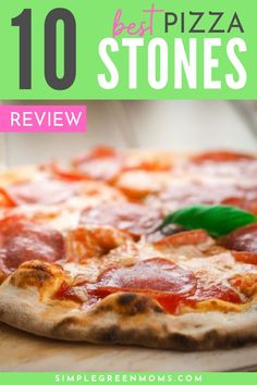 Best Pizza Stone, Stone Pizza Oven, Stones Recipe, Just Pizza, Best Homemade Pizza, Baking Stone, Pizza Stones, Recipe For Mom, Pizza Dough