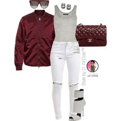 Untitled #2879 by stylebydnicole on Polyvore featuring Isabel Marant, FiveUnits, Giuseppe Zanotti, Chanel, Fantasy Jewelry Box, CÉLINE and Acne Studios