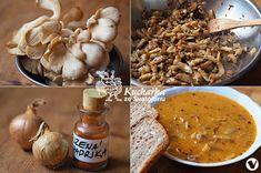 Kuchařka ze Svatojánu: DRŠKOVAČKA Z HLÍVY