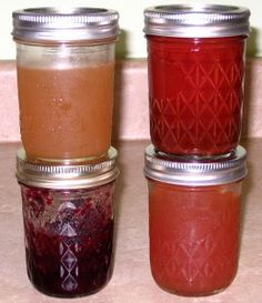 jelly, chutney, ketchup recipes