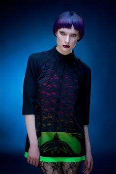 Hair: Agnes Westerman || Styling: Annet Veerbeek || Photographer: Petra Holland || Make-Up: Darien Touma