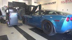 Lingenfelter 2009 710 HP ZR1 #SpeedSociety #Lingenfelter #Horsepower #Corvette