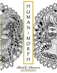 Human IMorph Coloring Book