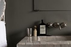 BISTROT TAPS in Ilse Crawford's London Flat Hits the Market - Remodelista