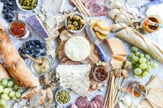 Here's how to make an elegant, people-pleasing cheese plate using only supermarket ingredients. No cheesemonger. No hefty price tags. Just deliciousness!