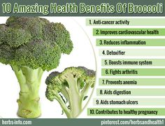 Significant research has been done into the health benefits of green vegetables, particularly for their potential to treat or prevent cancer and other chronic diseases. Here are some of the amazing benefits of broccoli from discoveries that scientists have made in recent years.