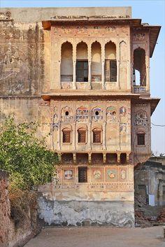 The Sneh Ram Ladia's Haveli - Mandawa, India