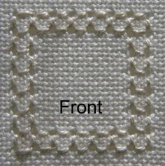 Hardanger Embroidery Patterns Learn how to work four sided stitch, for pulled work or hardanger embroidery, both horizontally and vertically Hardanger Embroidery, Embroidery Stitches, Embroidery Patterns, Hand Embroidery, Modern Embroidery, Cross Stitches, Floral Embroidery, Crochet Stitches, Embroidery Online
