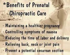 Benefits of Prenatal Chiropractic Care  #Babies #healthybabies #health #wellness #Chiropractic #denvillemedical #prenatal #pregnancy #pregnant