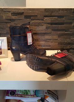 Kaufe meinen Artikel bei #Kleiderkreisel http://www.kleiderkreisel.de/damenschuhe/stiefeletten/131872120-schuhe-von-mustang-kurzschaft-stiefel