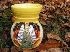 Aromalampa anjel - Obchod - Keramika Gombalovci Drink Bottles