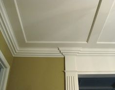 Woodfever DIY Dining Room Crown Molding