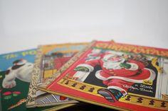 Three Old Children's Books. $10.00, via Etsy.