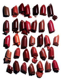 Gorgeous Brown Lip Colours