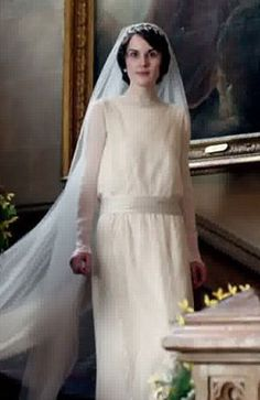 Downton Abbey 1920's Wedding