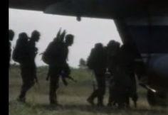 eo EARLY 1994 Operators en route to mission.