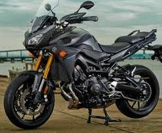 Yamaha MT 09 tracer 2015 -