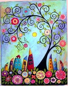 The Swirl Tree