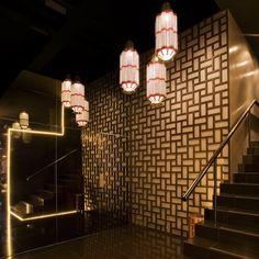 Galería De Hookah Lounge Satélite / BNKR Arquitectura   8. Hookah LoungeArabic  DesignBar InteriorModern ...