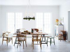 mismatched chairs / Mokkasin