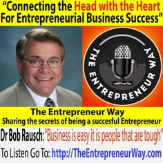 Dr. Bob is president of Energy Driven Leader Inc and he is anExecutive Coach to a Billion Dollar Company . He's an innovator, and a gifted conceptual thinker. He has a Ph.D. in Clinical Psychology and 30+ years experience coaching entrepreneurs, corporate leaders and their teams in the U.S., Canada, and Europe. His coaching has...