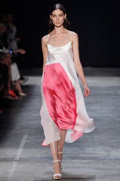 Slip dress by Narciso Rodriguez