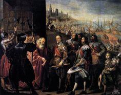 Antonio de Pereda - Socorro de Génova