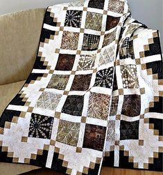 Simply-Cool-Quilt-Pattern-FAST-VERY-EASY-scrappy-baby-crib-twin-queen-king-444