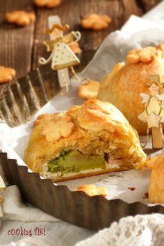 Тестени топки с броколи и прясно сирене - cOOking TiKi