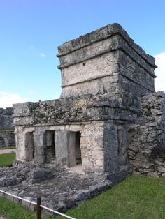 So rich with history, Tulum is the site of the ancient Mayans. These ruins date back to the 1200s.