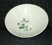 Royal China Company York Green Soup Cereal Bowls