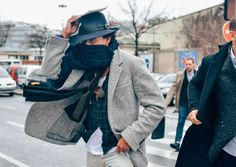 Tommy Ton - Archive. Haider A.