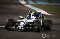 Lance Stroll, Williams Photo by Sutton Images on November 2017 at Abu Dhabi GP. Formula One World Championship photos. F1 2017, Abu Dhabi, Formula 1, Photography, Photograph, Fotografie, Photoshoot, Fotografia