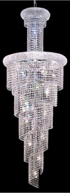 Spiral 22 Light Pendant
