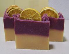 Bergamot Lavender All Natural Soap