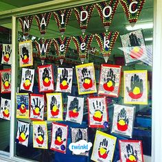 This NAIDOC Week Display Bunting is absolutely perfect for filling those blank spaces between display boards or for hanging in windows. Aboriginal Art For Kids, Aboriginal Education, Indigenous Education, Aboriginal Culture, Toddler Activities Daycare, Childcare Activities, Preschool Activities, Winter Activities, Naidoc Week Activities