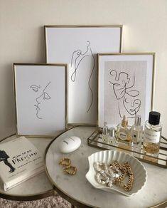 Vanity Decor, Room Ideas Bedroom, Decor Room, Zara Home Bedroom, Bedroom Inspo, Bedroom Designs, Bedroom Inspiration, Aesthetic Room Decor, My Room