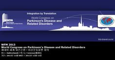 WFM 2013 World Congress on Parkinson's Disease and Related Disorders 제네바 세계 파킨슨병·이상운동질환 회의
