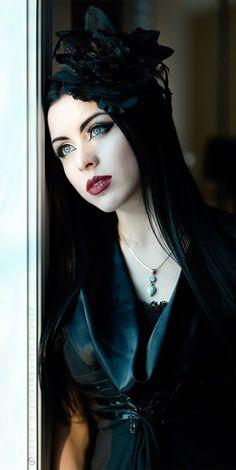 Model: Lady Kat EyesPhotographer: DigitalbeautystudioWelcome to Gothic and Amazing |www.gothicandamazing.org